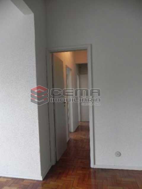 circulação - Apartamento 3 quartos à venda Flamengo, Zona Sul RJ - R$ 1.100.000 - LAAP31401 - 15