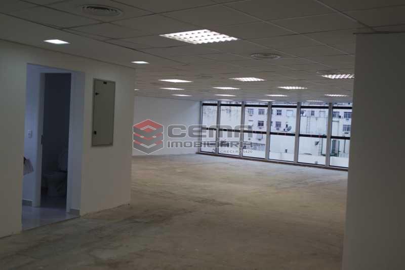 SALÃO - Sala Comercial 173m² para alugar Flamengo, Zona Sul RJ - R$ 17.915 - LASL00175 - 1