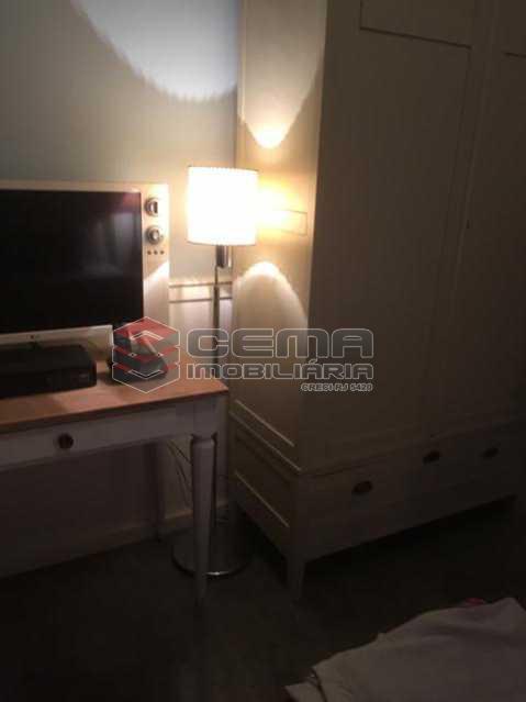 Quarto - Apartamento à venda Rua Conde Lages,Glória, Zona Centro RJ - R$ 600.000 - LAAP10995 - 8