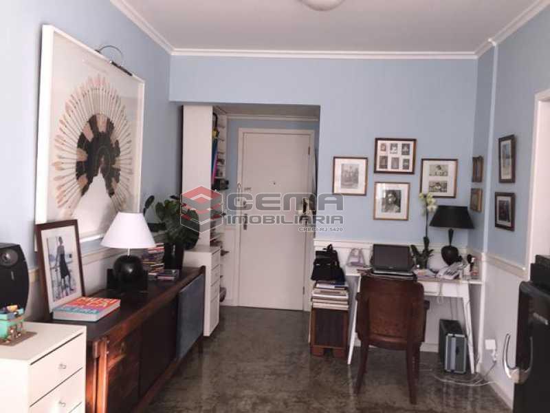 Sala  - Apartamento à venda Rua Conde Lages,Glória, Zona Centro RJ - R$ 600.000 - LAAP10995 - 4