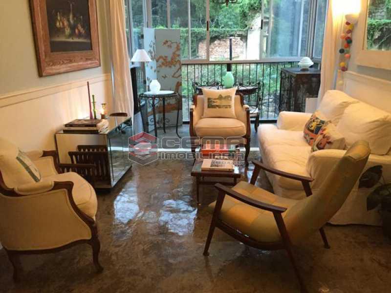 Sala - Apartamento à venda Rua Conde Lages,Glória, Zona Centro RJ - R$ 600.000 - LAAP10995 - 1