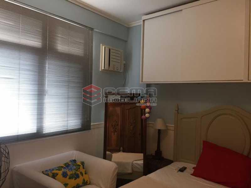 Quarto - Apartamento à venda Rua Conde Lages,Glória, Zona Centro RJ - R$ 600.000 - LAAP10995 - 15