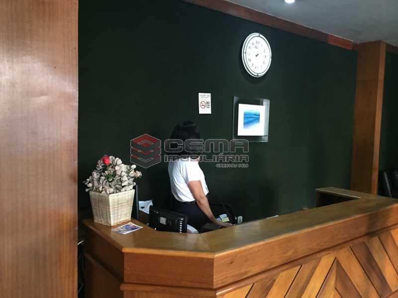 IMG_4159 - Apartamento à venda Rua Conde Lages,Glória, Zona Centro RJ - R$ 600.000 - LAAP10995 - 17