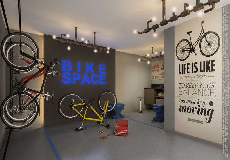 Urban Centro Bike Space - Lançamento na Lapa - Rio de Janeiro - Ponto Turístico - LAAP10996 - 16