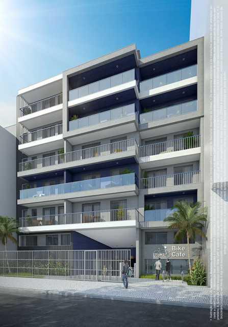 Urban Centro Fachada - Lançamento na Lapa - Rio de Janeiro - Ponto Turístico - LAAP10996 - 13