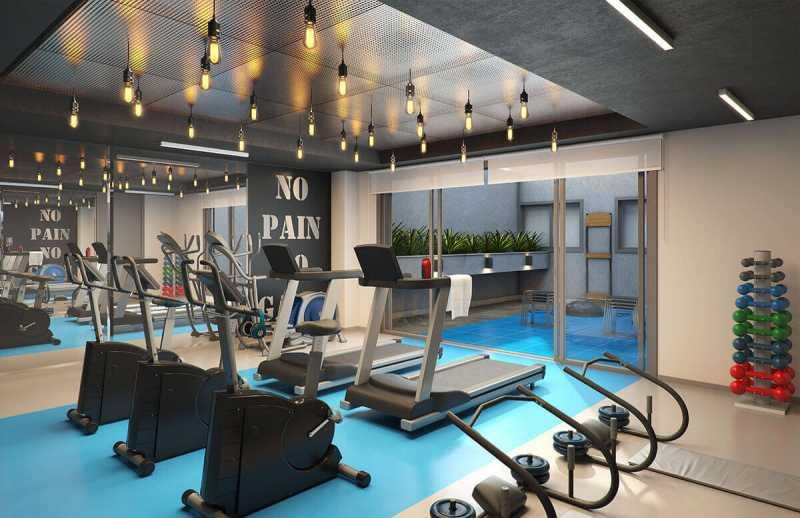 Urban Centro  Fitness - Lançamento na Lapa - Rio de Janeiro - Ponto Turístico - LAAP10996 - 17