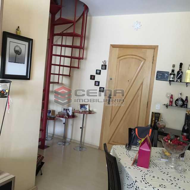 8 - Apartamento 1 quarto à venda Catete, Zona Sul RJ - R$ 483.000 - LAAP11026 - 9