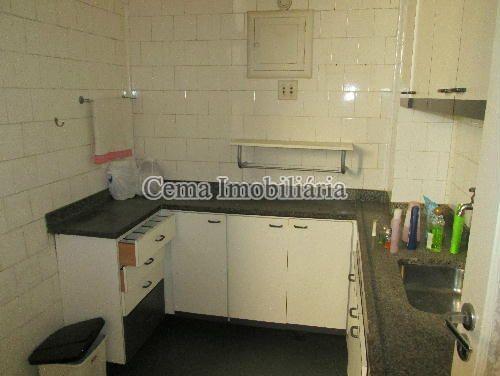 COZINHA - Apartamento À Venda - Copacabana - Rio de Janeiro - RJ - LA33748 - 11
