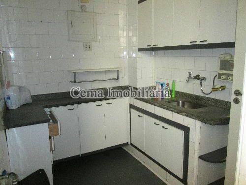 COZINHA ANG 3 - Apartamento À Venda - Copacabana - Rio de Janeiro - RJ - LA33748 - 10
