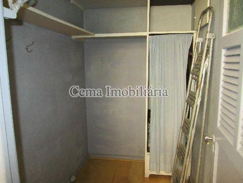 QUARTO EMPREGADA - Apartamento À Venda - Copacabana - Rio de Janeiro - RJ - LA33748 - 15