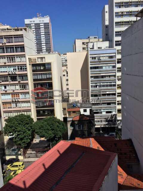 VISTA 3. - Apartamento à venda Rua Buarque de Macedo,Flamengo, Zona Sul RJ - R$ 1.047.000 - LA33750 - 1