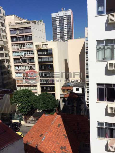 1-VISTA. - Apartamento à venda Rua Buarque de Macedo,Flamengo, Zona Sul RJ - R$ 1.047.000 - LA33750 - 4