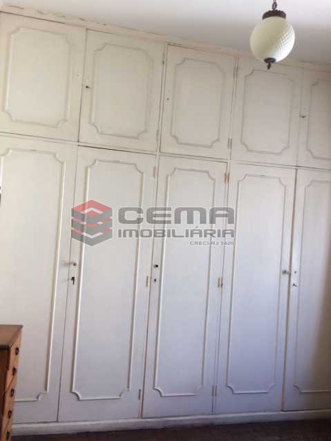 3.1-ARMARIO. - Apartamento à venda Rua Buarque de Macedo,Flamengo, Zona Sul RJ - R$ 1.047.000 - LA33750 - 9