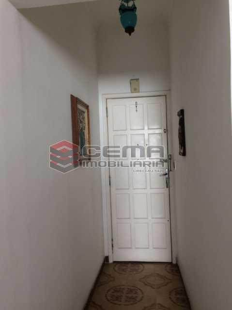 4-HALL. - Apartamento à venda Rua Buarque de Macedo,Flamengo, Zona Sul RJ - R$ 1.047.000 - LA33750 - 10