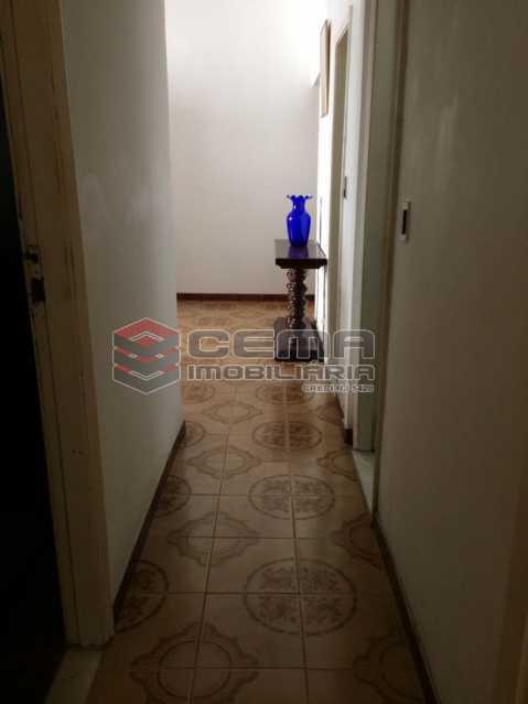 5-CORREDOR. - Apartamento à venda Rua Buarque de Macedo,Flamengo, Zona Sul RJ - R$ 1.047.000 - LA33750 - 8