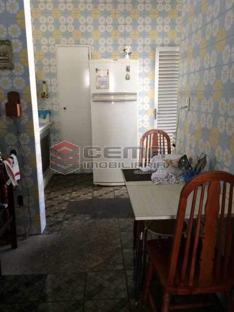 5-COZINHA 1. - Apartamento à venda Rua Buarque de Macedo,Flamengo, Zona Sul RJ - R$ 1.047.000 - LA33750 - 19