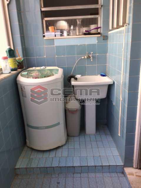 8-AREA. - Apartamento à venda Rua Buarque de Macedo,Flamengo, Zona Sul RJ - R$ 1.047.000 - LA33750 - 22