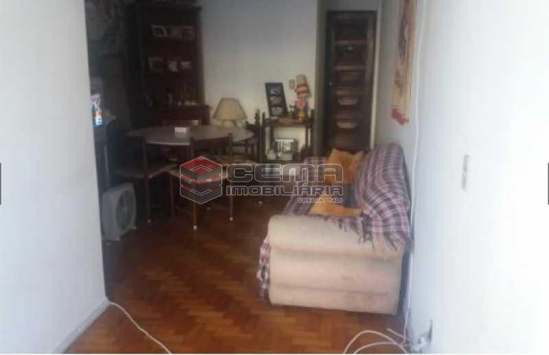 2sala4 - Apartamento à venda Avenida Oswaldo Cruz,Flamengo, Zona Sul RJ - R$ 540.000 - LAAP11054 - 6