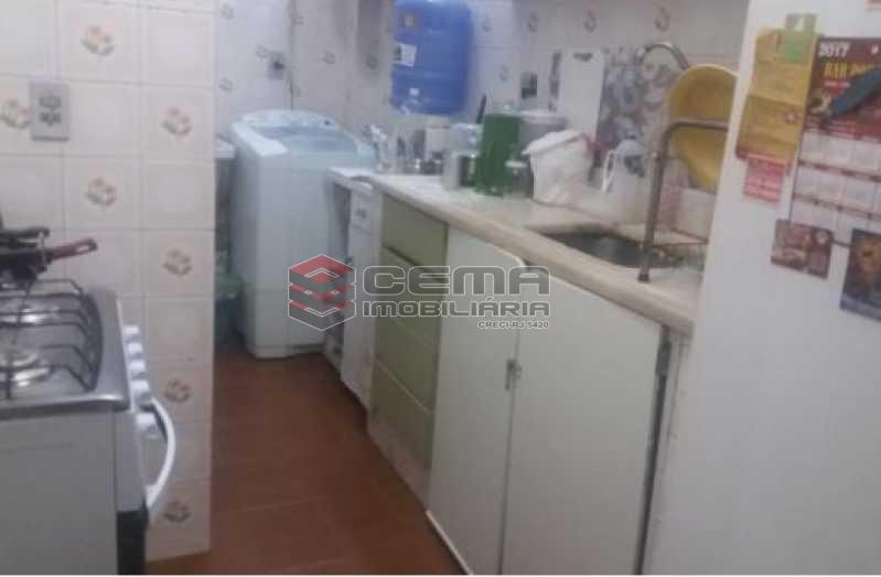 5cozinha2 - Apartamento à venda Avenida Oswaldo Cruz,Flamengo, Zona Sul RJ - R$ 540.000 - LAAP11054 - 13