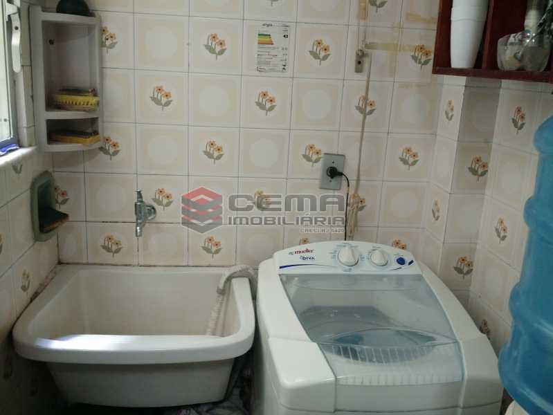 7áreadeserviço1 - Apartamento à venda Avenida Oswaldo Cruz,Flamengo, Zona Sul RJ - R$ 540.000 - LAAP11054 - 19