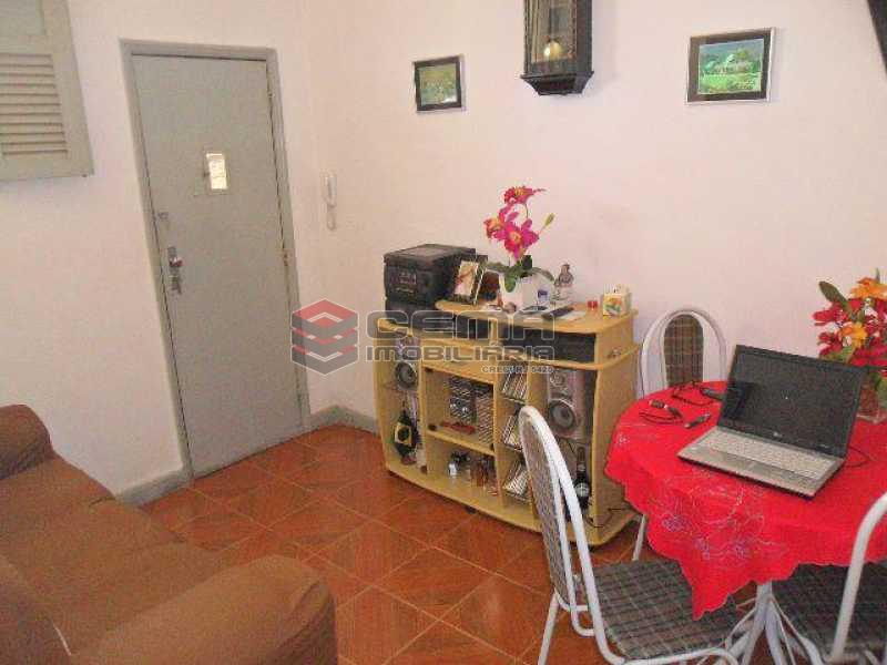 sala 2 - Apartamento 1 quarto à venda Glória, Zona Sul RJ - R$ 430.000 - LAAP11069 - 12