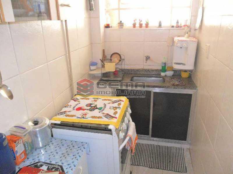 cozinha - Apartamento 1 quarto à venda Glória, Zona Sul RJ - R$ 430.000 - LAAP11069 - 18