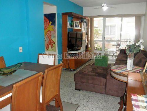 APARTAMENTO LARANJEIRAS - Apartamento À Venda - Laranjeiras - Rio de Janeiro - RJ - LA33766 - 1
