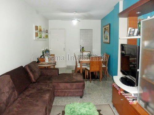 SALA ESTAR JANTAR - Apartamento À Venda - Laranjeiras - Rio de Janeiro - RJ - LA33766 - 8
