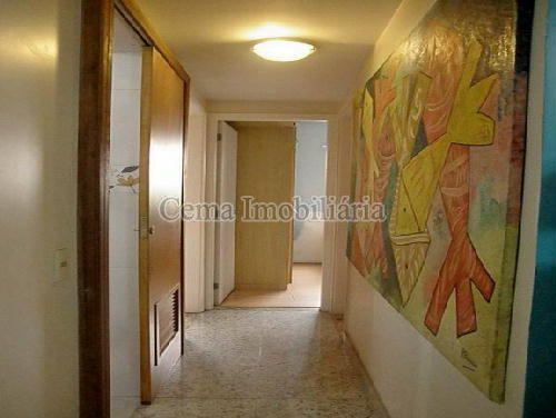 CIRCULACAO - Apartamento À Venda - Laranjeiras - Rio de Janeiro - RJ - LA33766 - 9