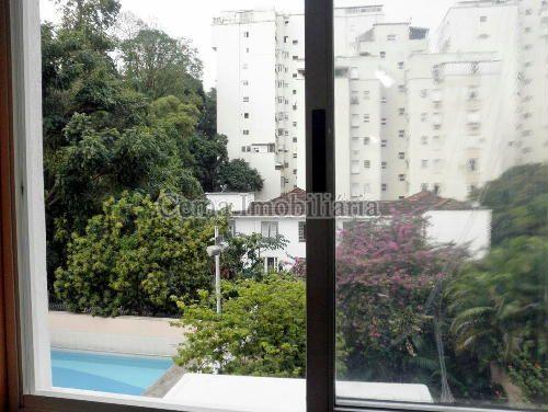 VISTA QUARTO1 - Apartamento À Venda - Laranjeiras - Rio de Janeiro - RJ - LA33766 - 11