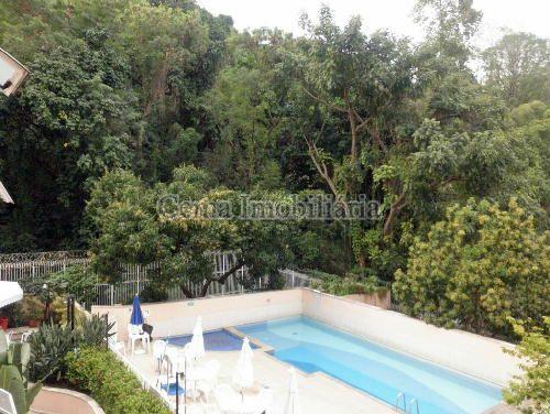 VISTA ANG2 - Apartamento À Venda - Laranjeiras - Rio de Janeiro - RJ - LA33766 - 13
