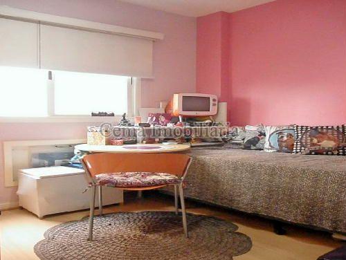 QUARTO3 - Apartamento À Venda - Laranjeiras - Rio de Janeiro - RJ - LA33766 - 16