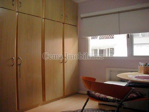 QUARTO3 ANG2 - Apartamento À Venda - Laranjeiras - Rio de Janeiro - RJ - LA33766 - 17