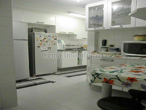 COPA COZINHA - Apartamento À Venda - Laranjeiras - Rio de Janeiro - RJ - LA33766 - 18