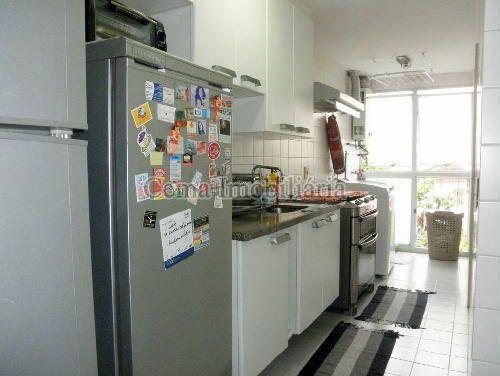 COZINHA - Apartamento À Venda - Laranjeiras - Rio de Janeiro - RJ - LA33766 - 19
