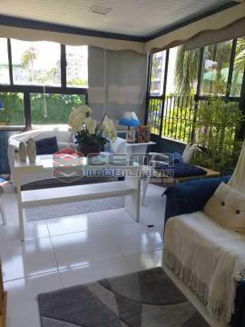 3 - Cobertura à venda Rua Paissandu,Flamengo, Zona Sul RJ - R$ 1.500.000 - LACO20056 - 4