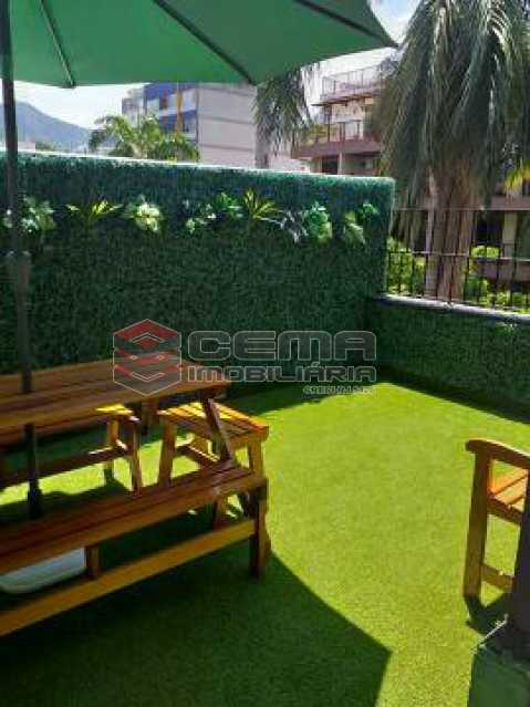 2 - Cobertura à venda Rua Paissandu,Flamengo, Zona Sul RJ - R$ 1.500.000 - LACO20056 - 3