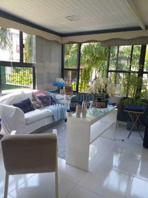 6 - Cobertura à venda Rua Paissandu,Flamengo, Zona Sul RJ - R$ 1.500.000 - LACO20056 - 7