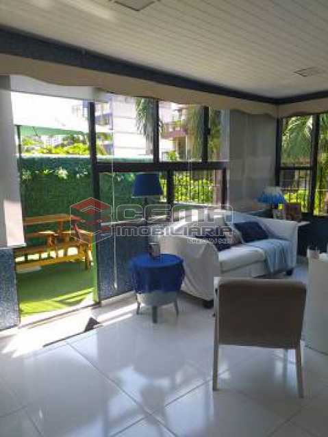 4 - Cobertura à venda Rua Paissandu,Flamengo, Zona Sul RJ - R$ 1.500.000 - LACO20056 - 5