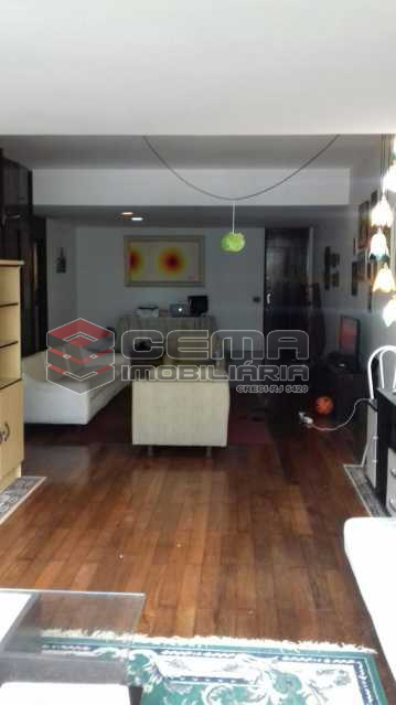 sala 4 - Apartamento À Venda - Flamengo - Rio de Janeiro - RJ - LAAP40331 - 5