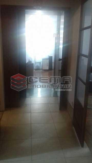 corredor - Apartamento À Venda - Flamengo - Rio de Janeiro - RJ - LAAP40331 - 11