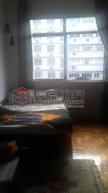 quarto 1 - Apartamento À Venda - Flamengo - Rio de Janeiro - RJ - LAAP40331 - 12