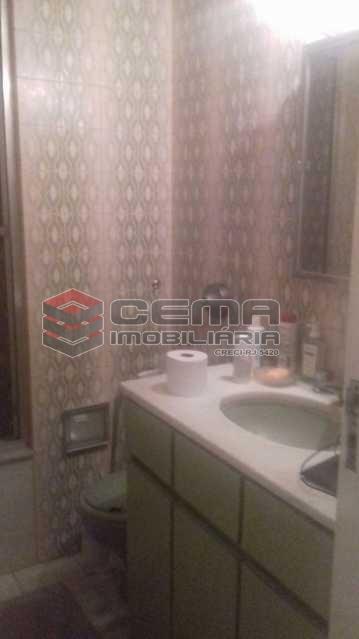 banheiro 1 - Apartamento À Venda - Flamengo - Rio de Janeiro - RJ - LAAP40331 - 19