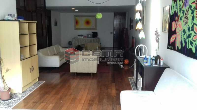 sala 1 - Apartamento À Venda - Flamengo - Rio de Janeiro - RJ - LAAP40331 - 14