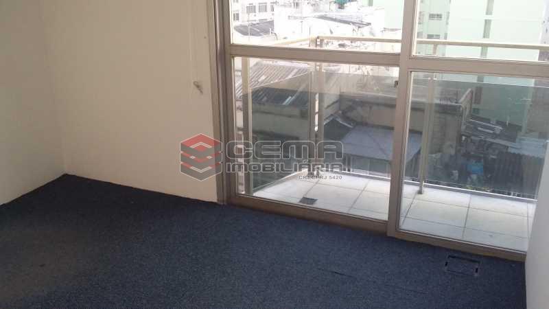 Andar linear - Andar 440m² para alugar Glória, Zona Sul RJ - R$ 15.400 - LAAN00048 - 8