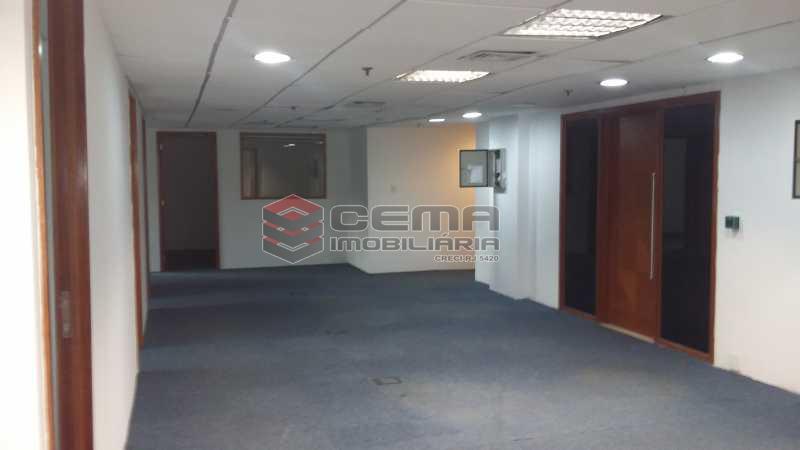 Andar linear - Andar 440m² para alugar Glória, Zona Sul RJ - R$ 15.400 - LAAN00048 - 9