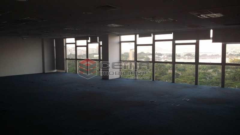 Andar linear - Andar 440m² para alugar Glória, Zona Sul RJ - R$ 15.400 - LAAN00048 - 10