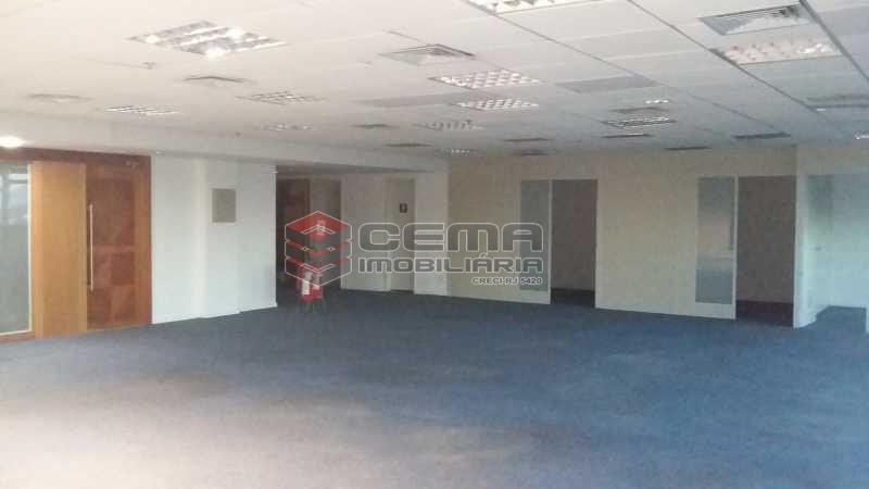 Andar linear - Andar 440m² para alugar Glória, Zona Sul RJ - R$ 15.400 - LAAN00048 - 21