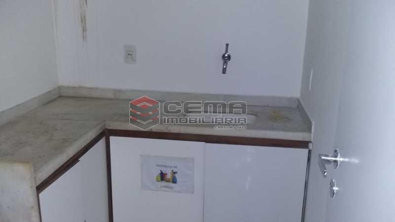 Andar linear - Andar 440m² para alugar Glória, Zona Sul RJ - R$ 15.400 - LAAN00048 - 24