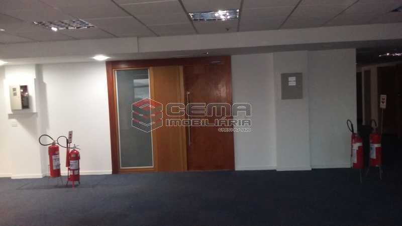 Andar linear - Andar 440m² para alugar Glória, Zona Sul RJ - R$ 15.400 - LAAN00048 - 29